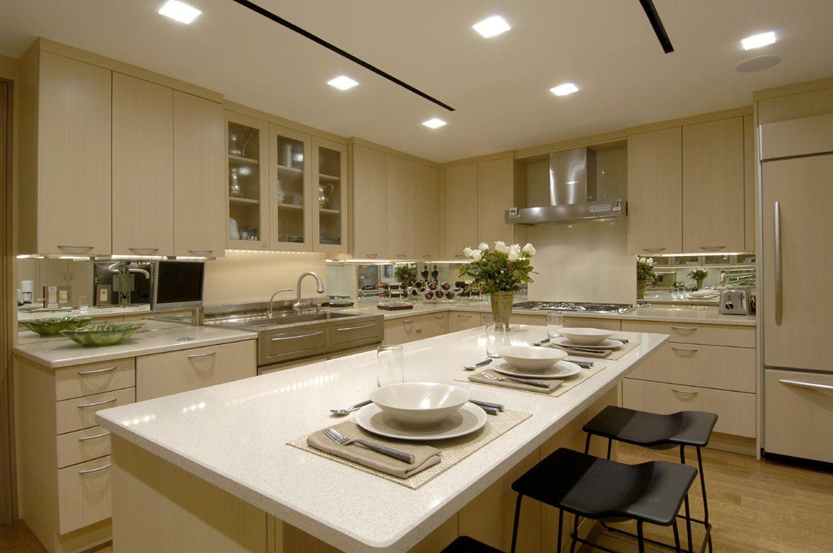 Luxury Condo Renovation In Kalorama Washington Dcbowa  Condo Custom Condo Kitchen Design 2018