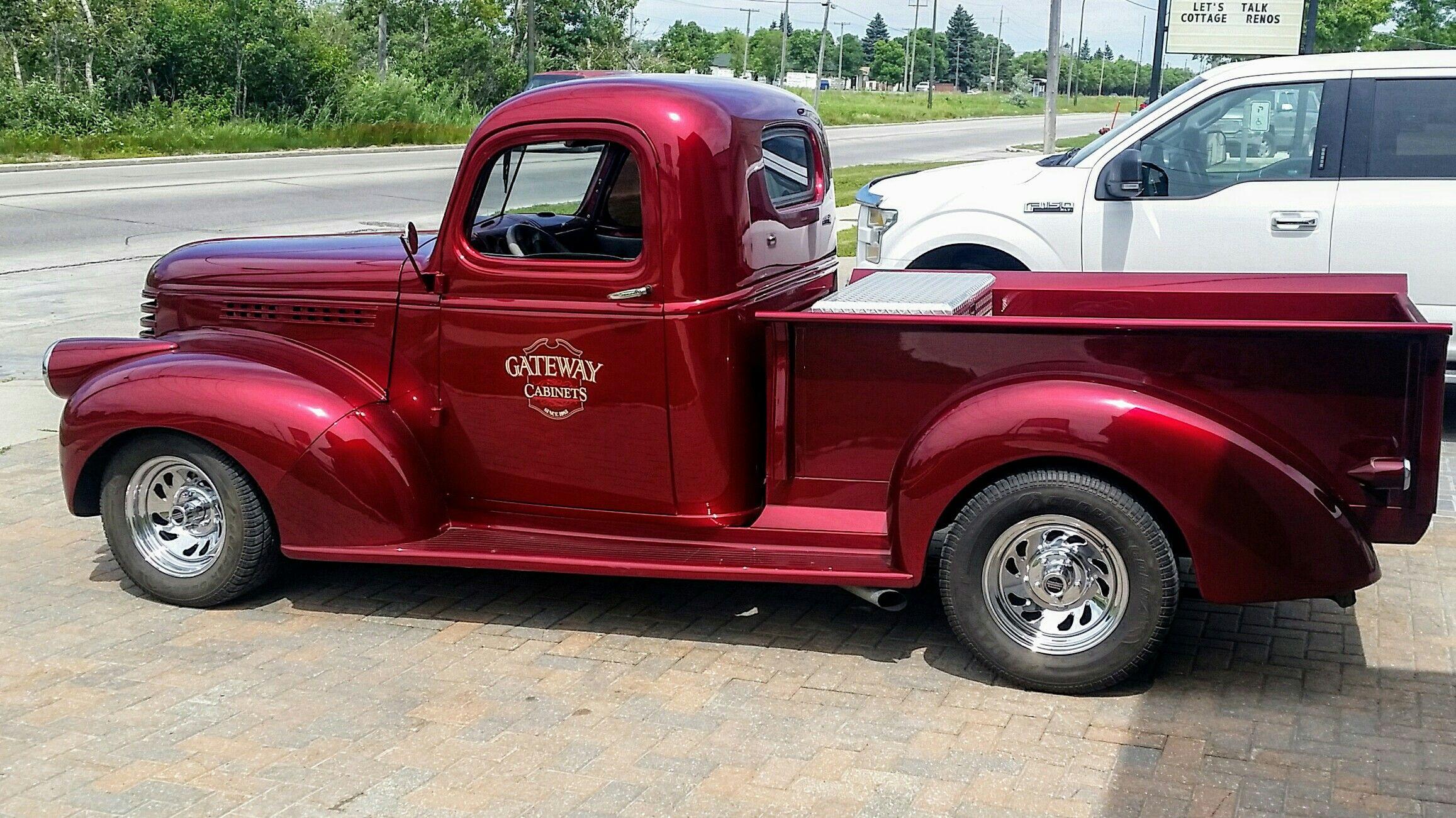 Winnipeg MB.Canada | Classic Trucks | Pinterest | Chevy pickups and ...