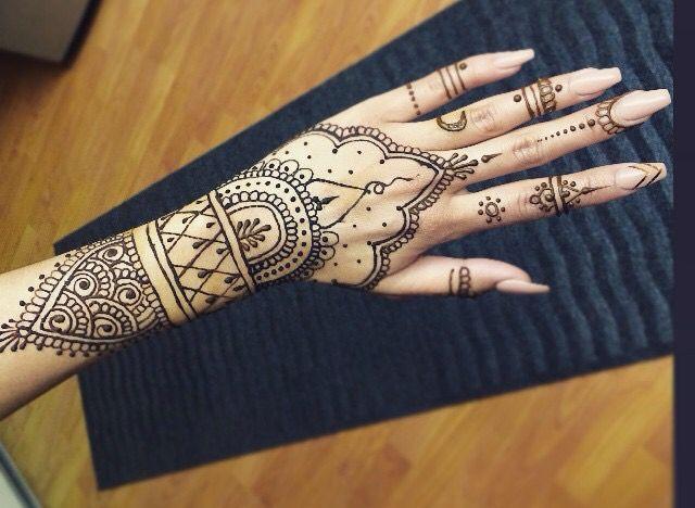 Extra Large 25 Henna Tattoo Designs Hand Henna Tattoo Designs Henna Tattoo Hand