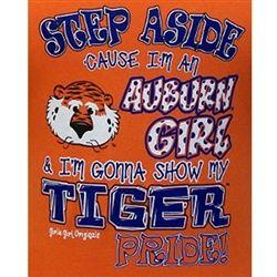 Auburn Girl <3