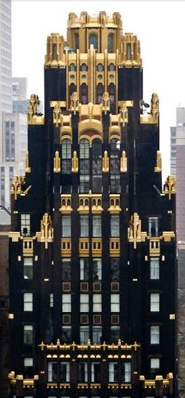 New York NY :: American Radiator Building • 40 West 40th Street