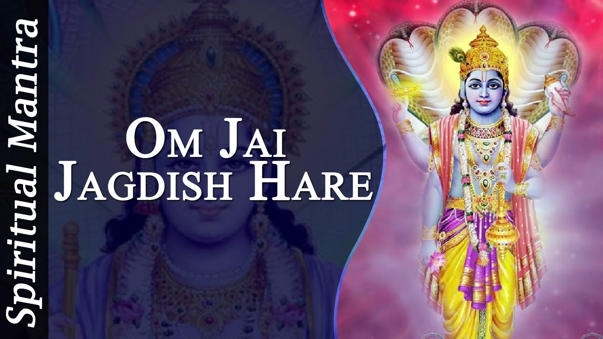 Om Jai Jagdish Hare Aarti ( Full Song ) | Spiritual Mantra