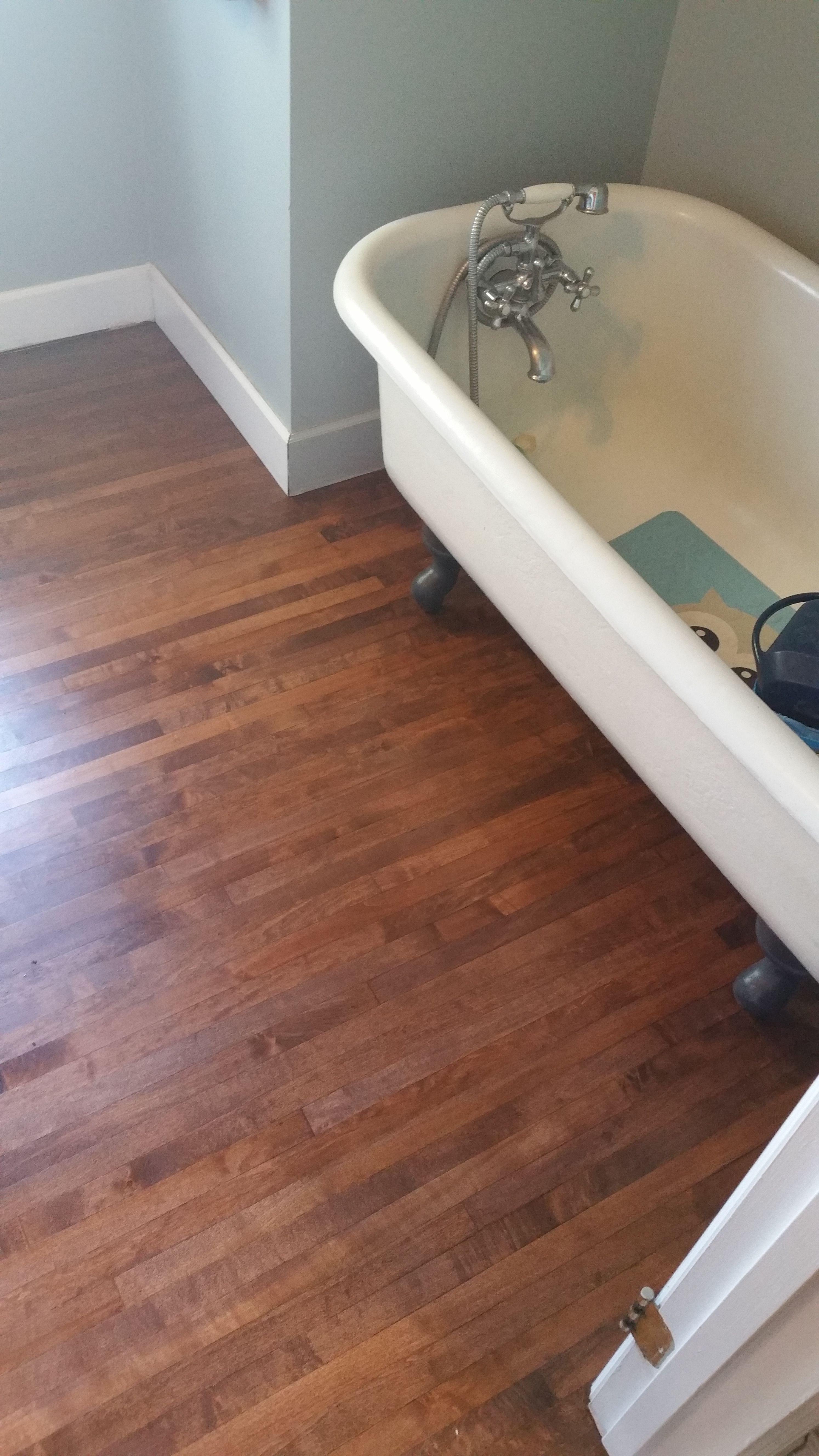 About Hardwood Flooring Hardwood floors in kitchen