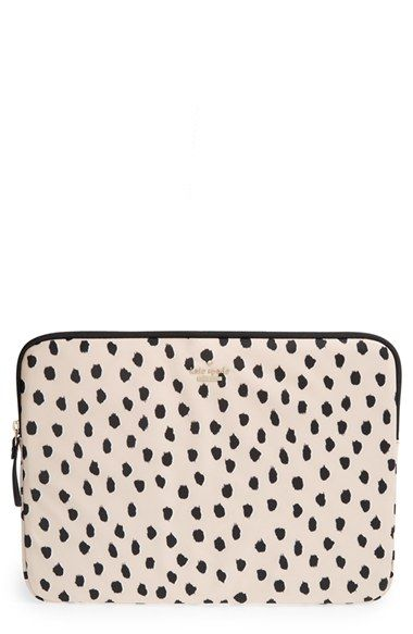 san francisco ab988 34a5d kate spade new york 'renny drive' laptop sleeve (13 inch) available ...