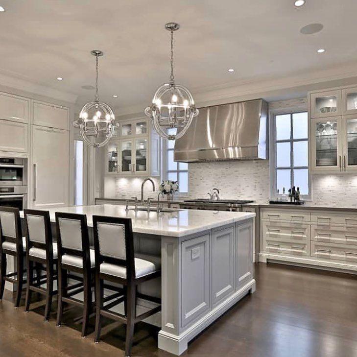I Love Large Kitchen