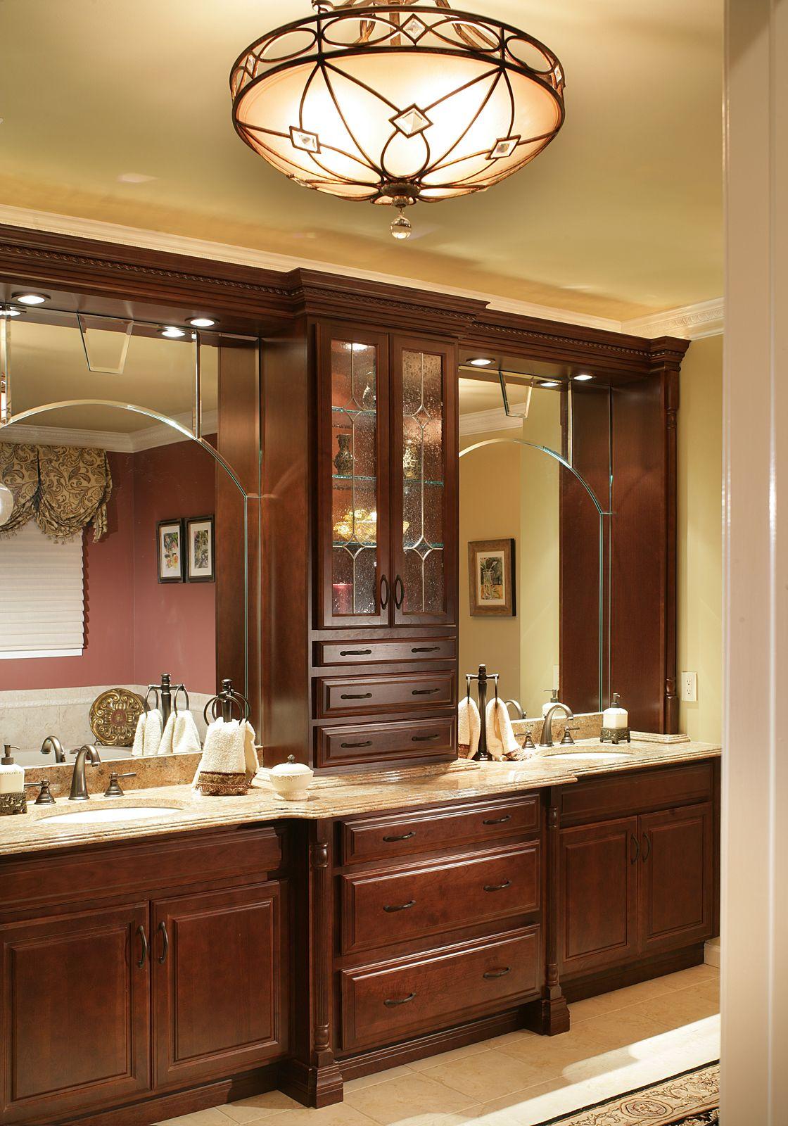 Master bathroom vanities bathroom wall cabinets bathroom for Decoracion hogar nou centre