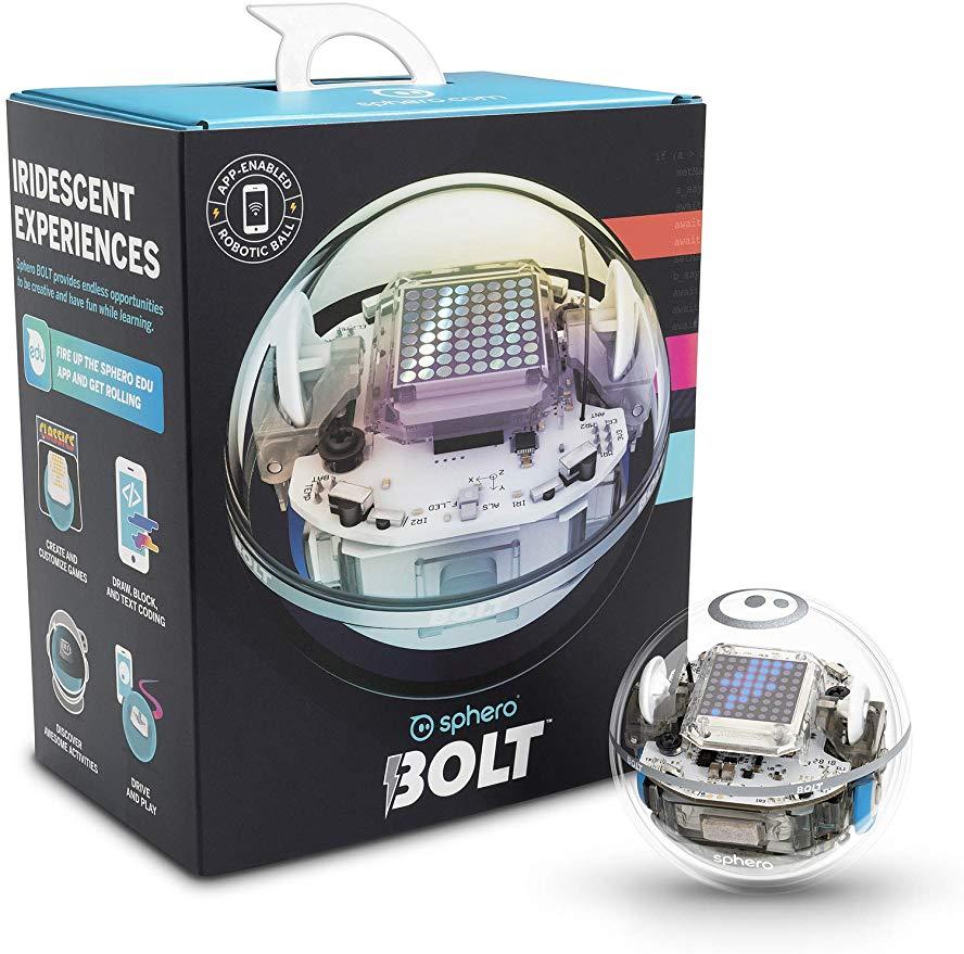 Sphero BOLT Robot piloté par application Amazon.fr