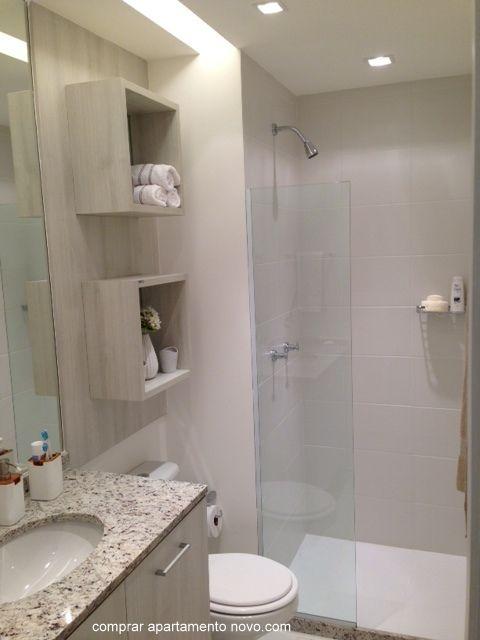 gafisa decorado  Pesquisa Google  My Perfect House  Pinterest  Cozinha am -> Banheiro Decorado Com Ceramica Preta