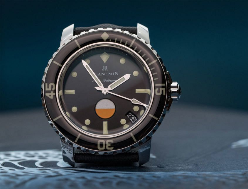 HANDS-ON: The Blancpain Tribute to Fifty Fathoms MIL-SPEC – a modern take on military style