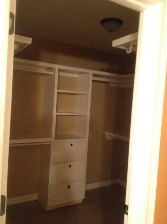 Regular closets