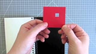Quick Tip: How to Make an Elastic Band Template for Bookbinding    by SeaLemon