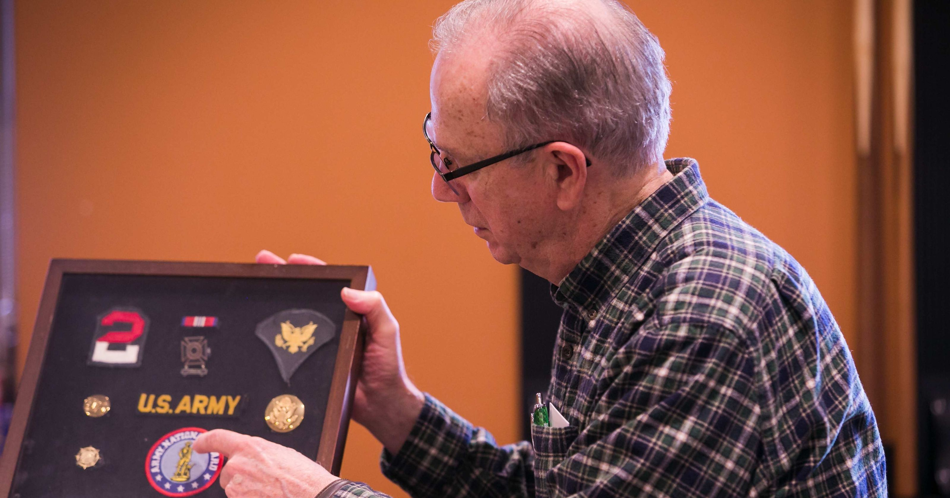 Veterans Share Their Stories With Goldey Beacom College Students