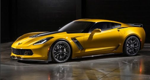2015 Corvette This thing looks awesome!