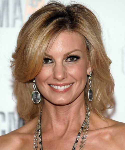 Faith Hill Hairstyles, Haircuts And Colors