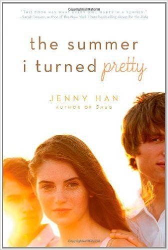 The Summer I Turned Pretty Jenny Han 9781416968290 Books Jenny Han Books Books For Teens Good Books
