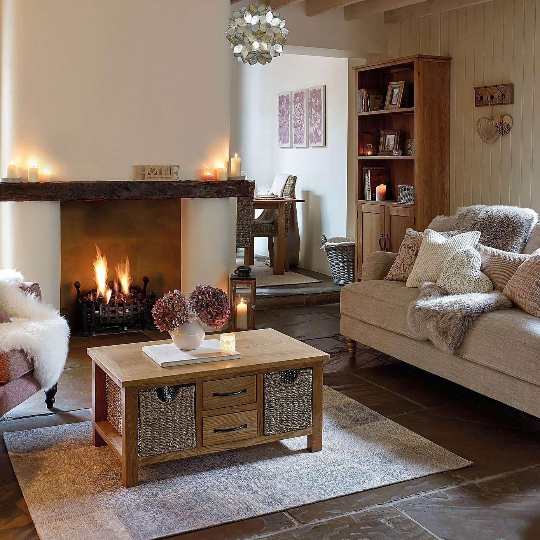 Romance Patchwork Rug Dunelm living room