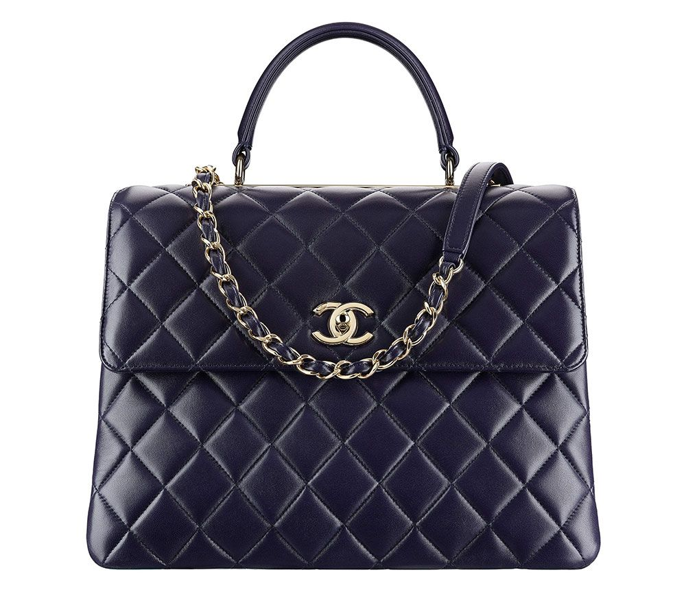 2dcb8bcfea28 Check Out 91 of Chanel s New Fall 2017 Bag with Prices