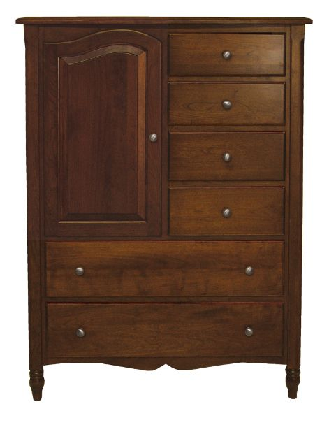 Amish Country Furnishings - Delafield Collection – Door Chest