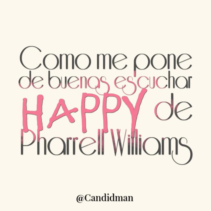 Because I´m Happy ^-^