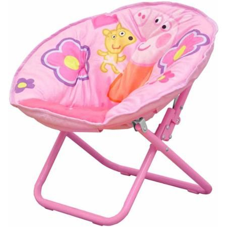 Fantastic Nickelodeon Peppa Pig Saucer Chair Walmart Com 3Rd Ocoug Best Dining Table And Chair Ideas Images Ocougorg