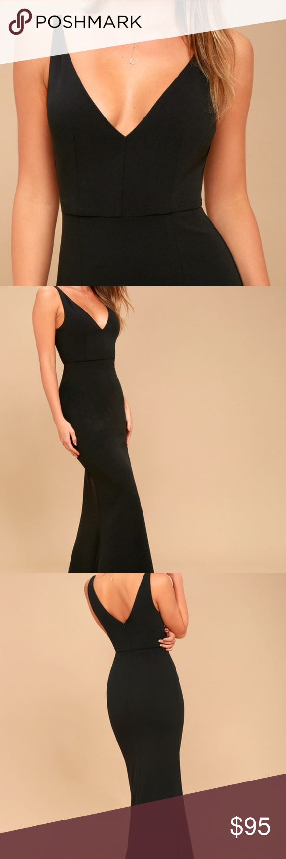 60693eed74985 Melora Black Sleeveless Maxi Dress Sexy maxi dress from Lulu s. Currently  out of stock on