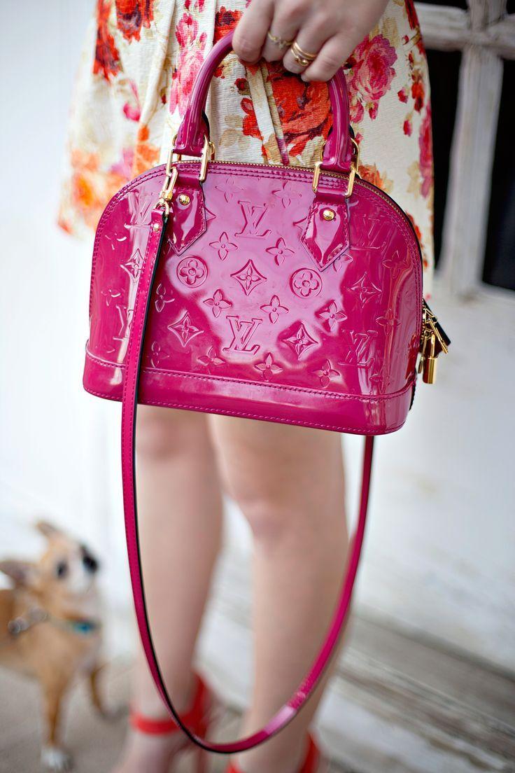 Louis Vuitton Alma BB Handbag | Fashion Trends | Pinterest