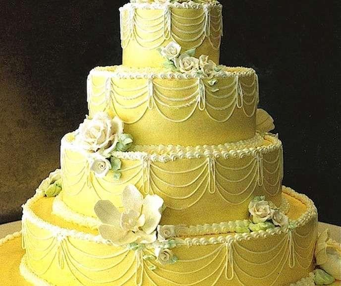 10 Best Wedding Cakes in Movies - \