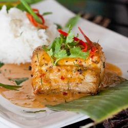Sweet and Sour Spicy Fish by avocadopesto