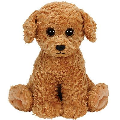 62e9926f5ea Current 1634  Ty Classic Plush - Luke The Tan Dog (13 Inch) - New -  BUY IT  NOW ONLY   14.89 on eBay!