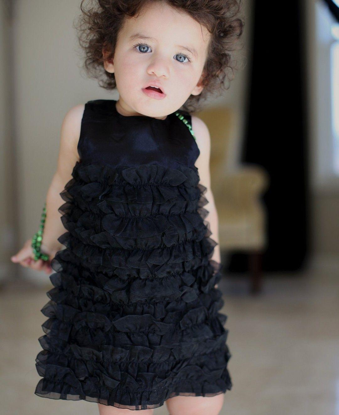 Rufflebutts Com Black Satin Ruffle Dress Satin Ruffle Dress Black Ruffle Dress Black Satin Dress [ 1320 x 1080 Pixel ]