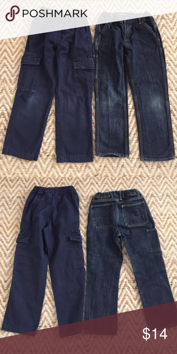 Pair Of Boys Pants Boys Pants Pants Carpenter Jeans
