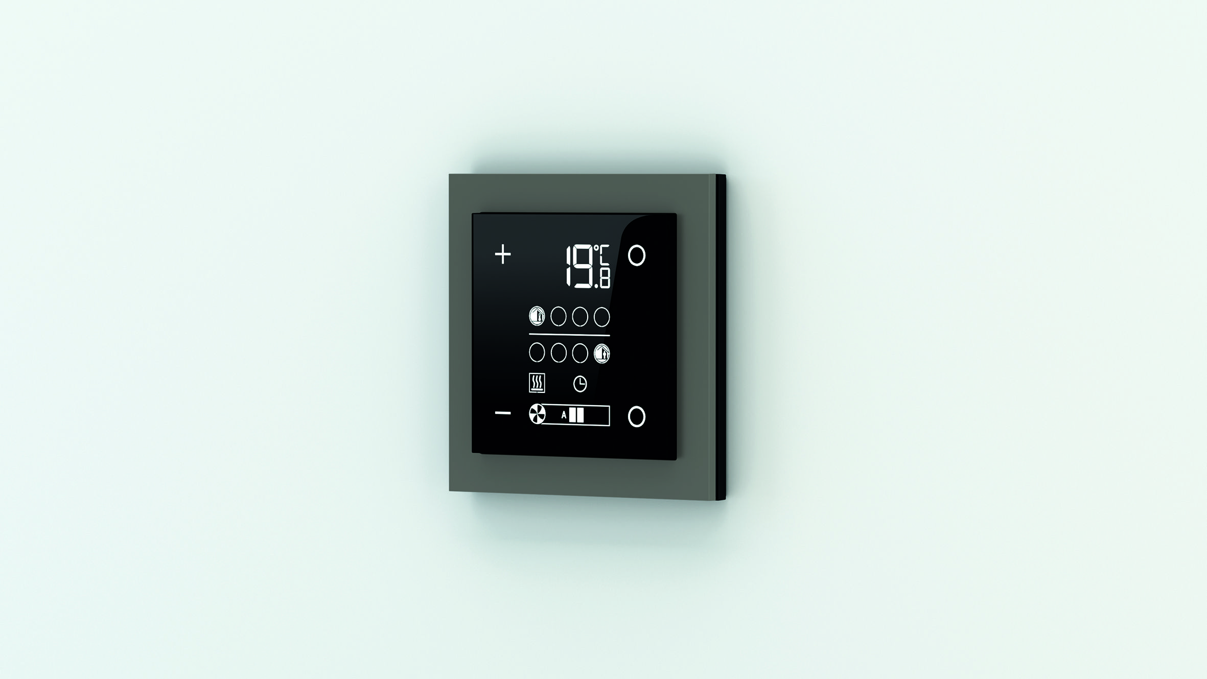 Ekinex 71 series KNX room thermostat Room thermostat