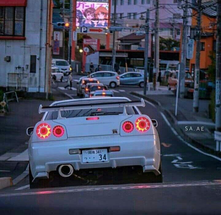 Nissan Skyline, Nissan Gtr
