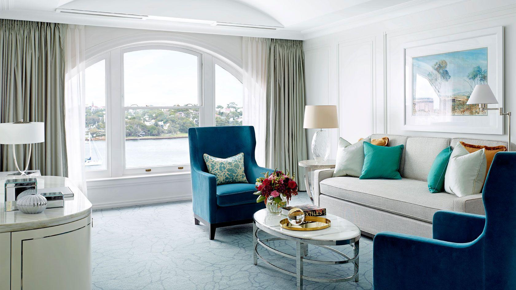 Gallery Sydney Luxury Hotel The Langham, Sydney