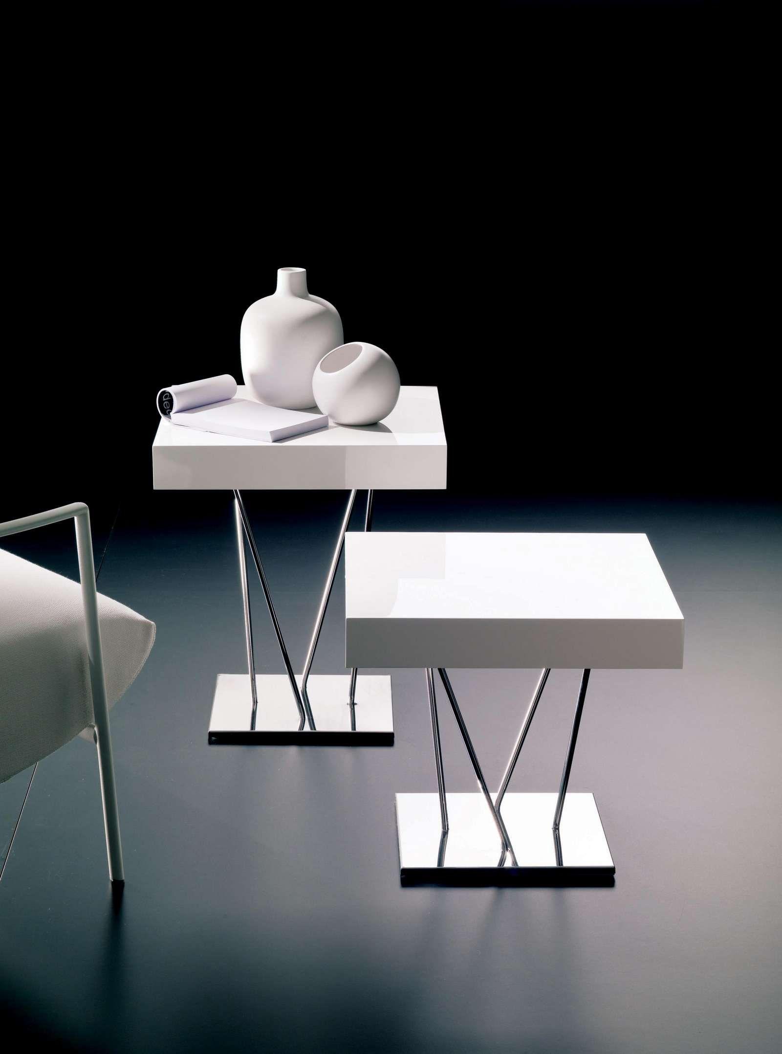 Ginger Bontempi Idee De Decoration Mobilier De Salon Table D Appoint