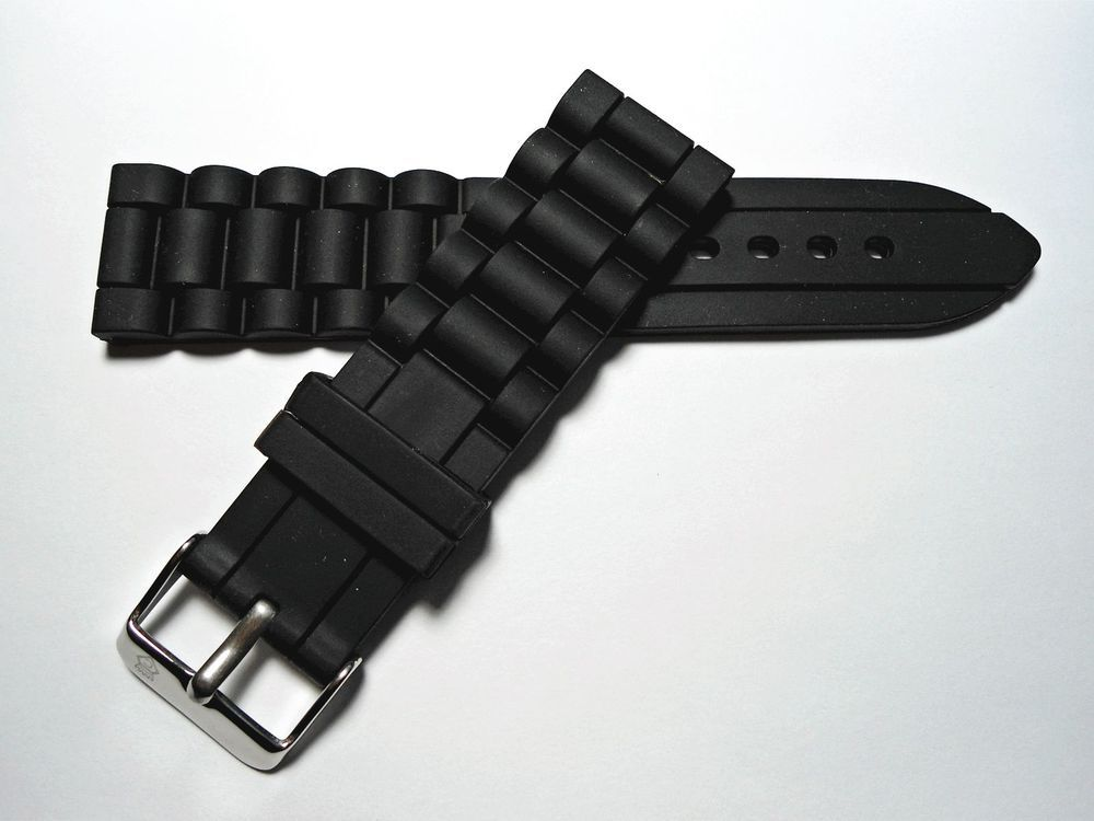 silikon armband uhr 18 mm