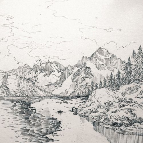 evankart: Middle earth traveler (10) Crossing the river ...