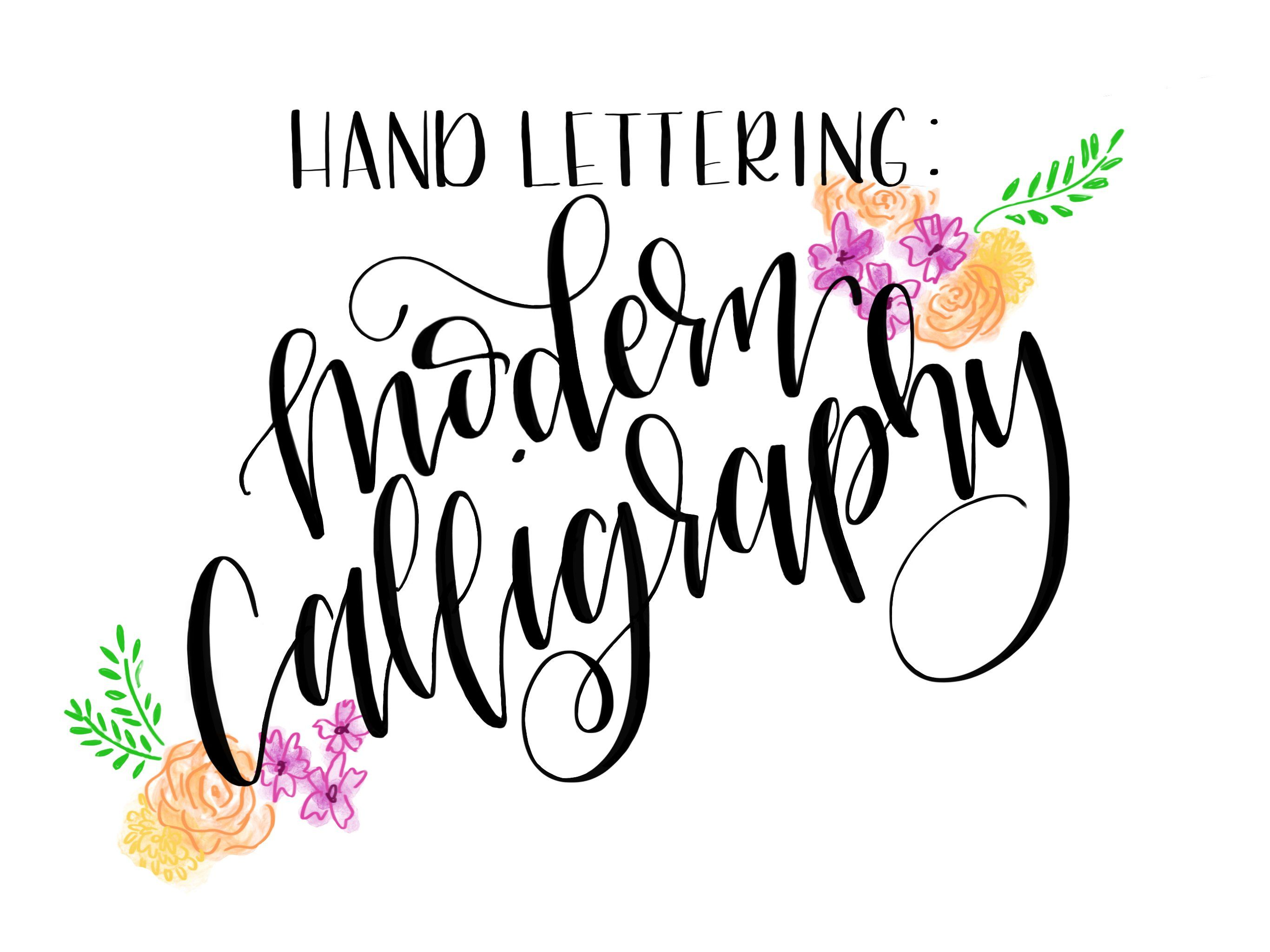 Welcome To The Hand Lettering Craze Join Letterer And