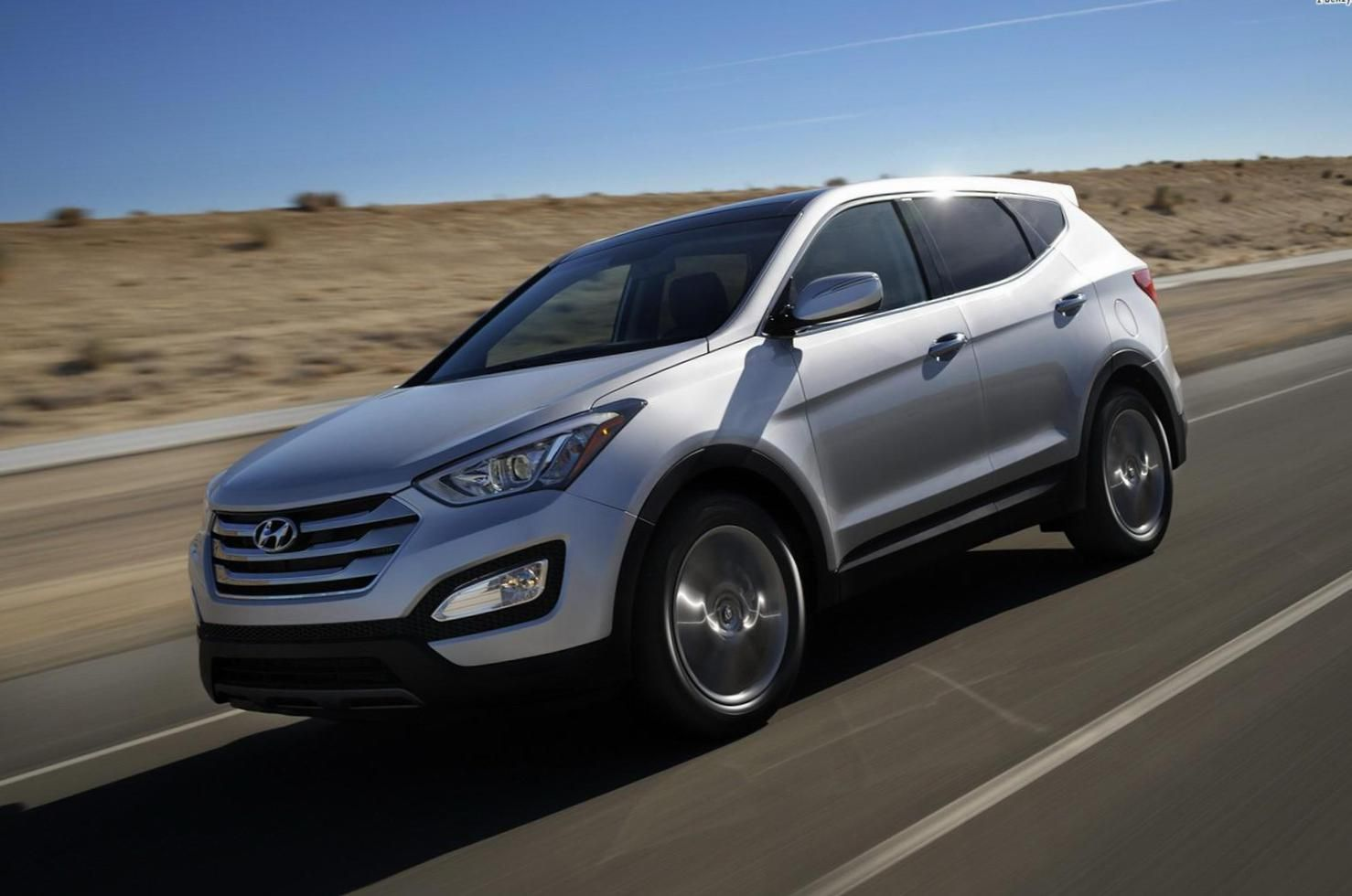 Hyundai Santa Fe review Shows