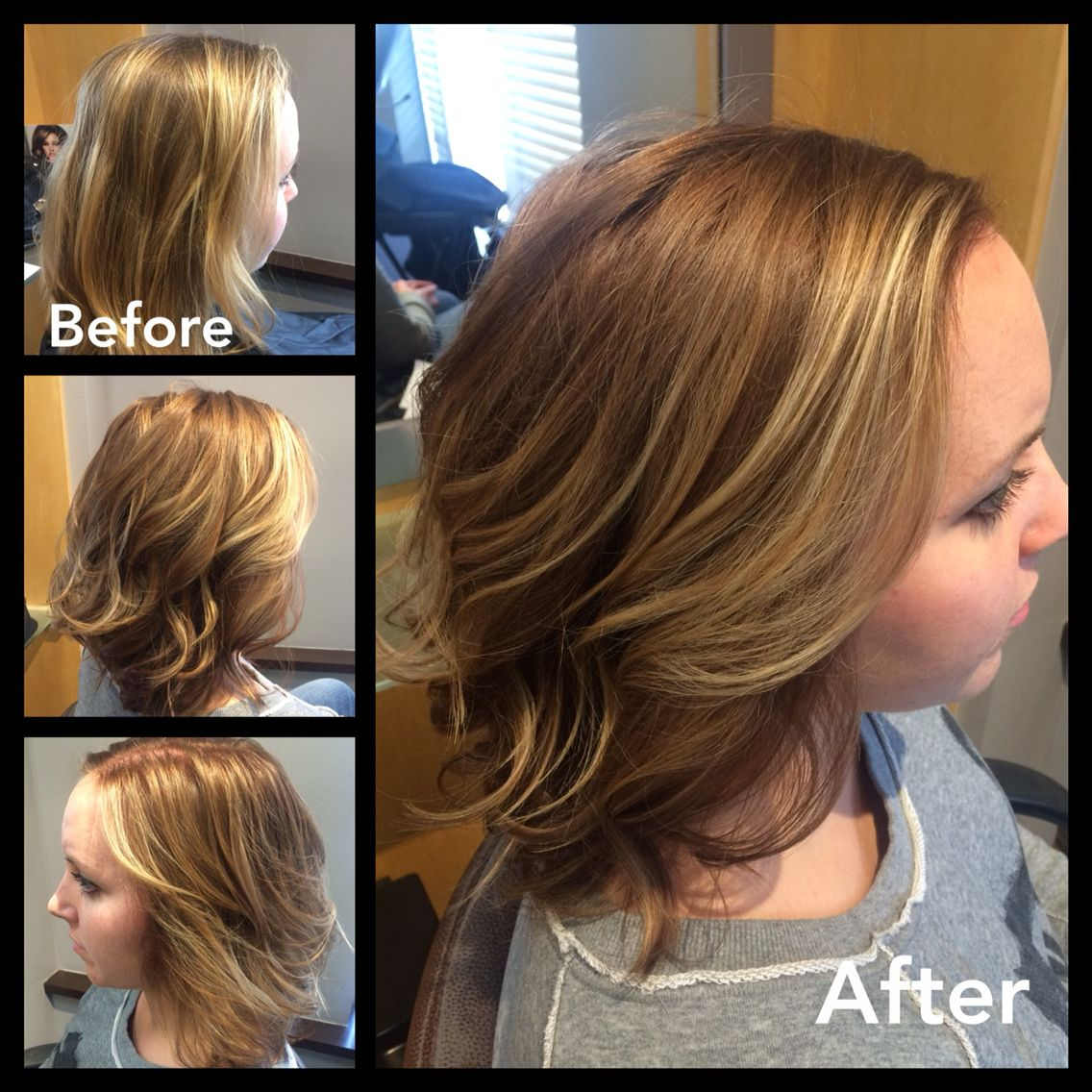 Single Process Recycling Previous Highlights Beautiful Blonde Dimension Without Sacrificing Integrity Of The Hair Beautiful Blonde Salon Style Blonde