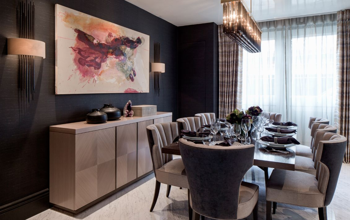 Belgravia Mews House Luxury Interior Design