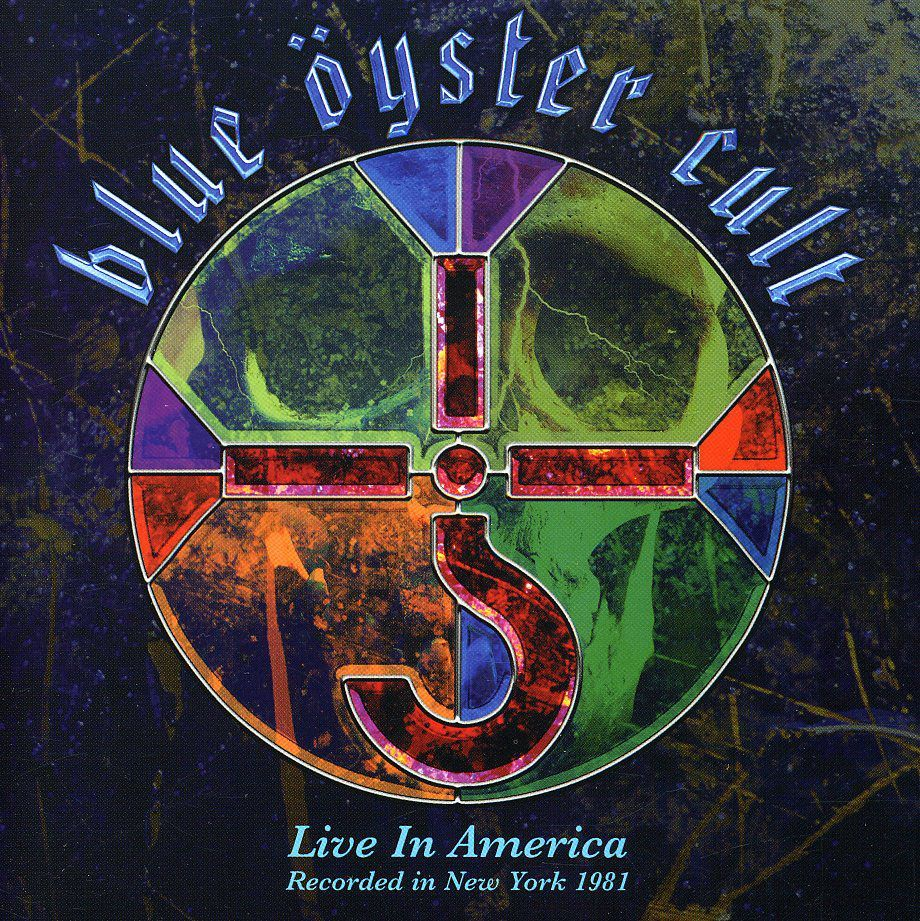 """Blue Oyster Cult 1981 """"Live In America"""" 12″ Vinyl from United States spinning right now"""