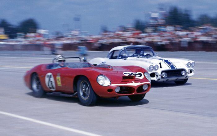 Sebring 1962 Racing Classic Racing Cars Sports Car Racing