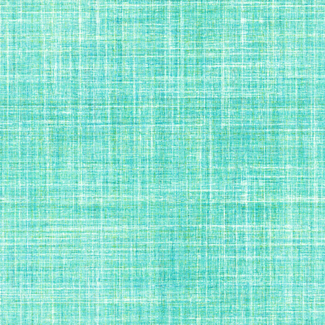 Colorful Fabrics Digitally Printed By Spoonflower Linen In Aqua