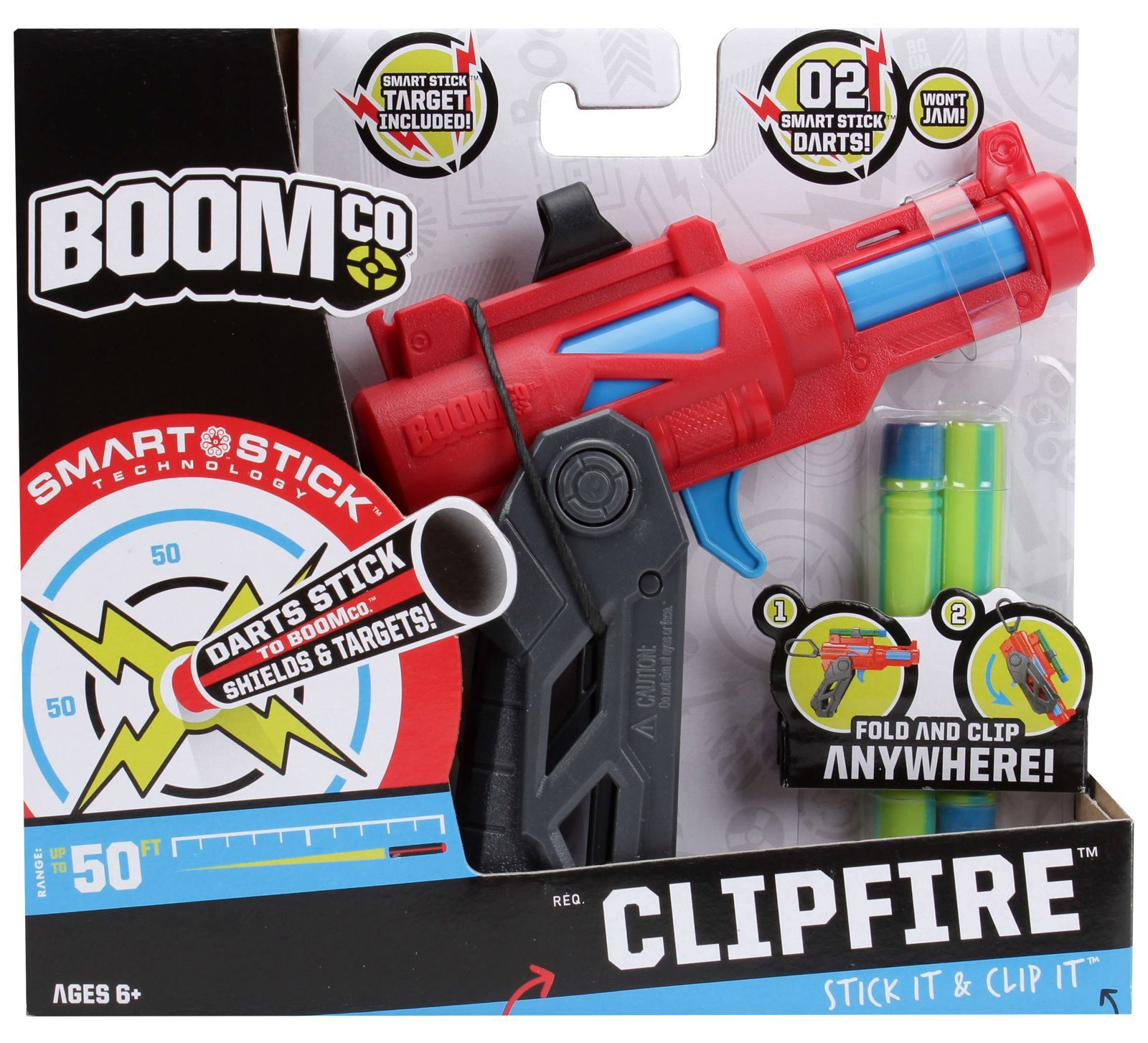 Boomco Clipfire Blaster Online India, Buy Toy Guns for (6-12 Years ...