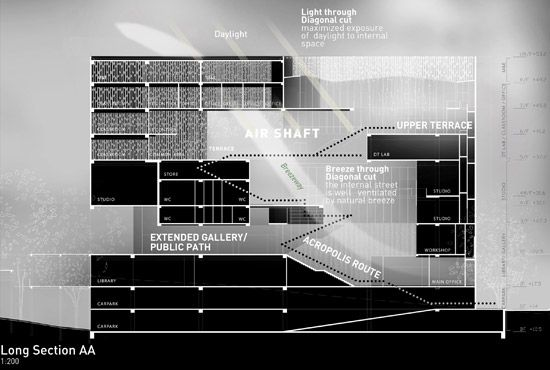School of Architecture for the Chinese University of Hong Kong / Ida and Billy