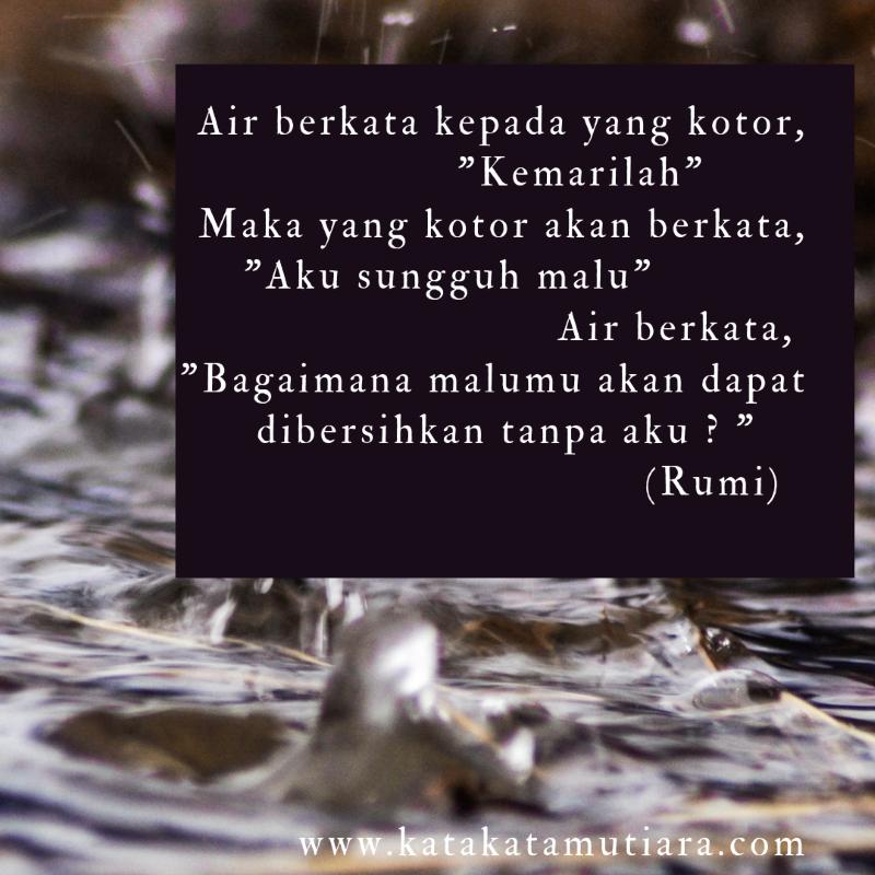Jalaluddin Rumi Rumi Kata Kata Mutiara Mutiara