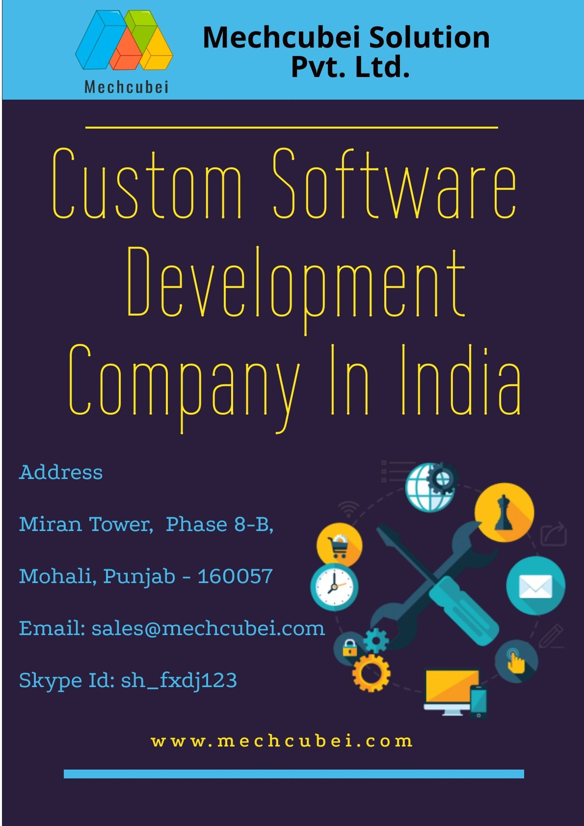 Custom Software Development Company In India Customapp Customsoftware Development Digital Marketing Company Software Development Development