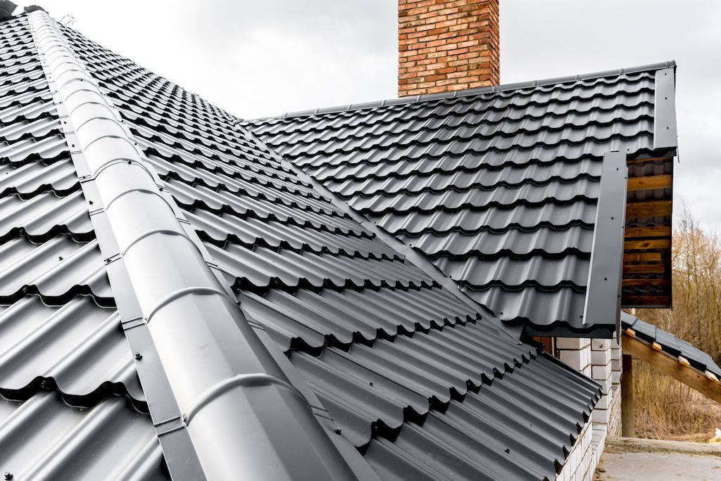 Pin By Eddie Stuart On Permatile Corrugated Metal Roof Metal Roof Corrugated Roofing