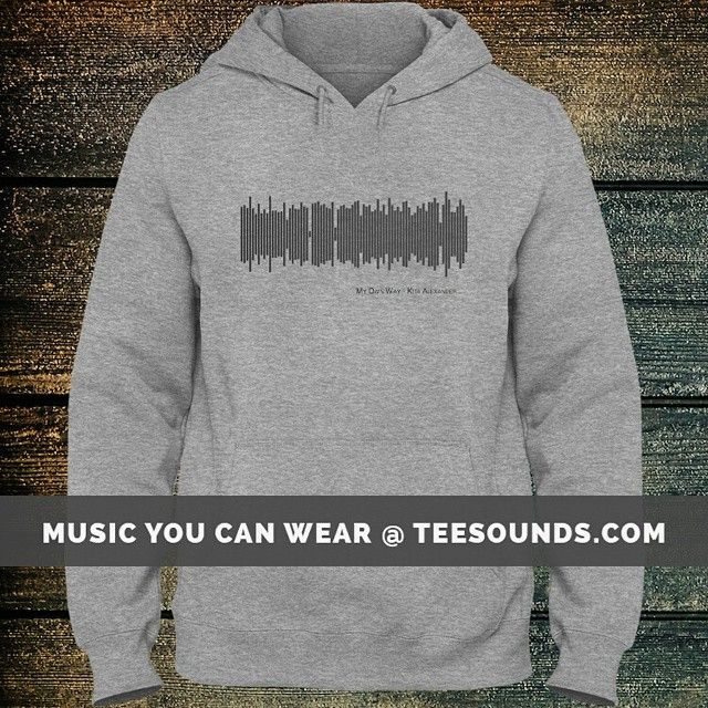 My Own Way by Kita Alexander HOODIES COMING SOON Design your own @ teesounds.com